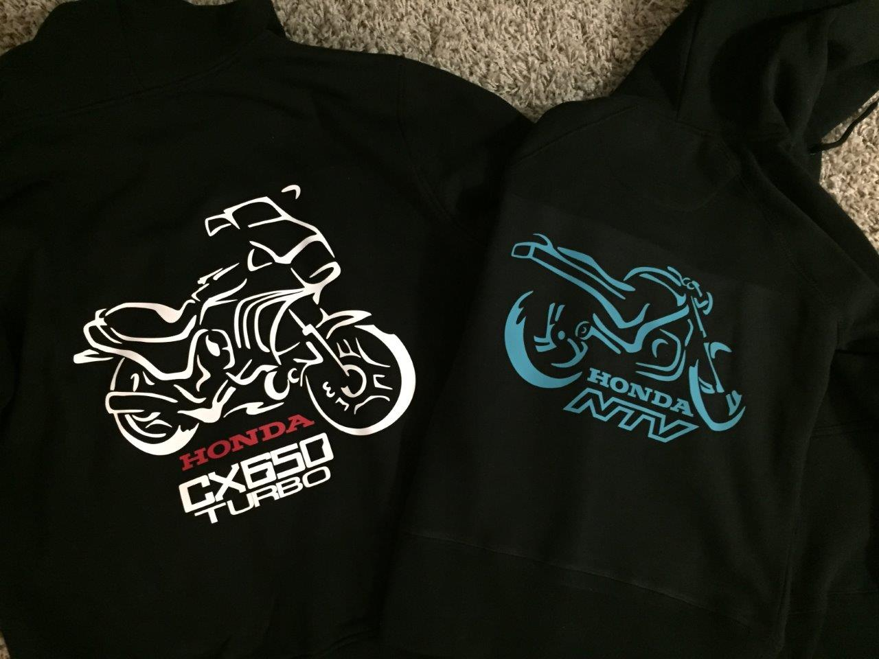 Motorrad PrintWear