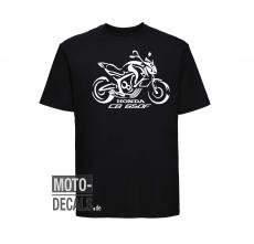 Shirt mit Motiv Honda CB650F