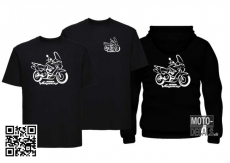 Shirt mit Motiv Honda Varadero