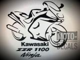 Kawasaki ZZR1100 Ninja