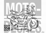 Motiv Suzuki Bandit