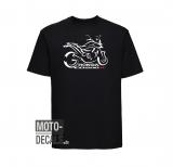 Shirt mit Motiv Honda CB500X