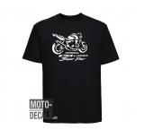 Shirt mit Motiv Honda CB1300 Super Four