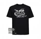 Shirt mit Motiv Honda CB1300S Super Four