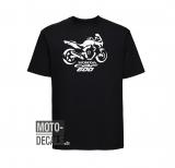Shirt mit Motiv Honda CBF 600