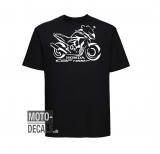 Shirt mit Motiv Honda CBF 1000F