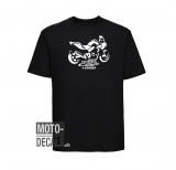 Shirt mit Motiv Honda CBF 1000