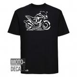 T-Shirt Motiv Honda CBR 1000 F