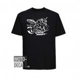 T-Shirt Motiv Honda VTR 1000F