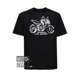 T-Shirt Motiv Honda CB650F