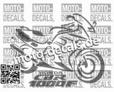 Honda CBR 1000 F SC24