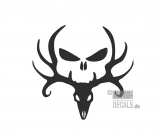 DeerSkull Aufkleber