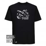 T-Shirt Motiv Kawasaki Z1000 (2006)