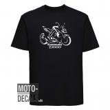 T-Shirt Motiv Kawasaki Z1000 (2014)