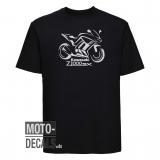 T-Shirt Motiv Kawasaki ZX1000 (2013)