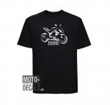 T-Shirt Motiv Kawasaki Z1000 (2013)
