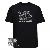 T-Shirt Motiv Suzuki B King