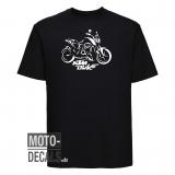 T-Shirt mit Motiv KTM Duke 690 (2012)