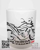 Tasse mit Motiv Honda CB500X