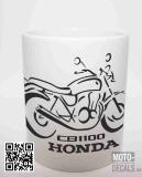 Tasse mit Motiv Honda CB1100