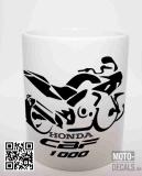 Tasse mit Motiv Honda CBF1000