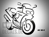 Honda VFR 750 RC36 -2