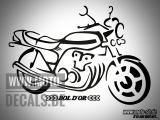 Honda Boldor Naked