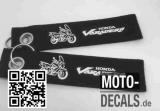 Filz-Schlüsselanhänger mit Motiv Honda Varadero SD02
