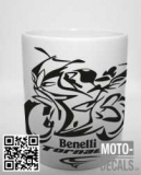 Tasse mit Motiv Benelli Tornado
