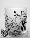 Tasse mit Motiv Honda Africa Twin