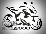 Kawasaki Z 1000 MJ 2013