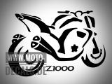 Kawasaki Z 1000 MJ 2007