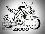 Kawasaki Z 1000 MJ 2014